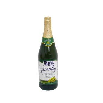 Welch's Sparkling White Grape Juice Cocktail 750ml w35 715008