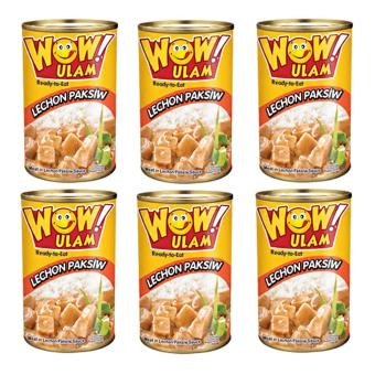 WOW Ulam Lechon Paksiw 155g - Set of 6 Price Philippines