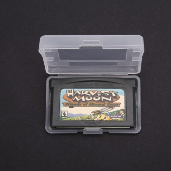 0 shipping fee Harvest Moon: Friends of Mineral Town Game Boy Advance CASE GBA Game Card Only - intl