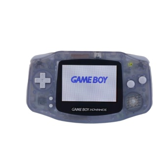 0 shipping fee Nintendo Game Boy Advance GBA Glacier System AGS 101Brighter Backlit Mod MINT - intl