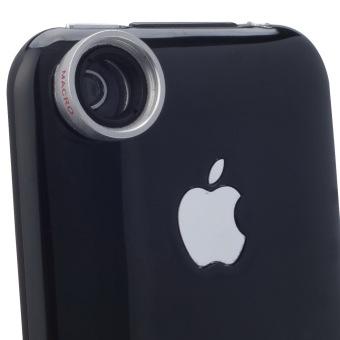 0.67X Wide Angle Macro Lens for Smartphones DC072-SZ (Black)