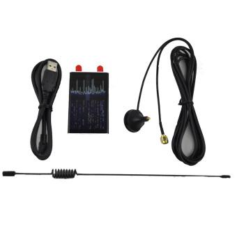 100KHz-1.7GHz full band UV HF RTL-SDR USB Tuner Receiver - Intl