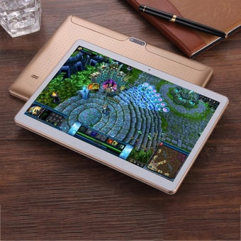 10'' Inch Octa Core Android 5.1 3G IPS Phone Pads Tablet PC 2+32GB Phablet - intl