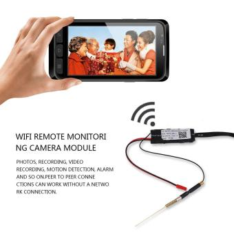 1080P HD P2P IP Wireless WIFI Network Camera Monitoring Module 5.0MP GSM