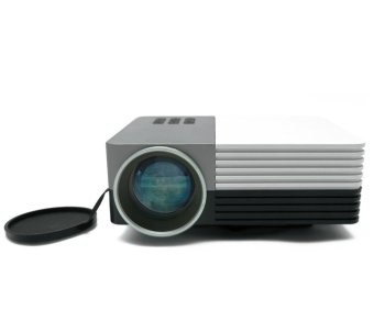 1080P LED Projector (Black/White)