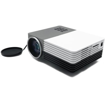 1080P LED Projector (Black/White) - picture 2