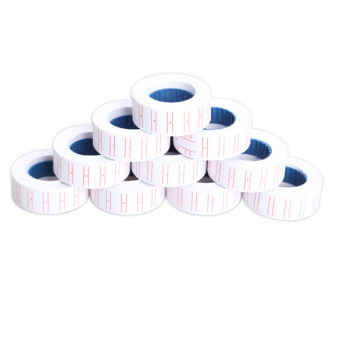 10x Paper Tag Price Label Sticker Single Row for MX-5500 Price GunLabeller Price Philippines