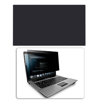 11 inch Privacy Filter Anti-spy Screens Protective Film For 16:9Laptop black - intl