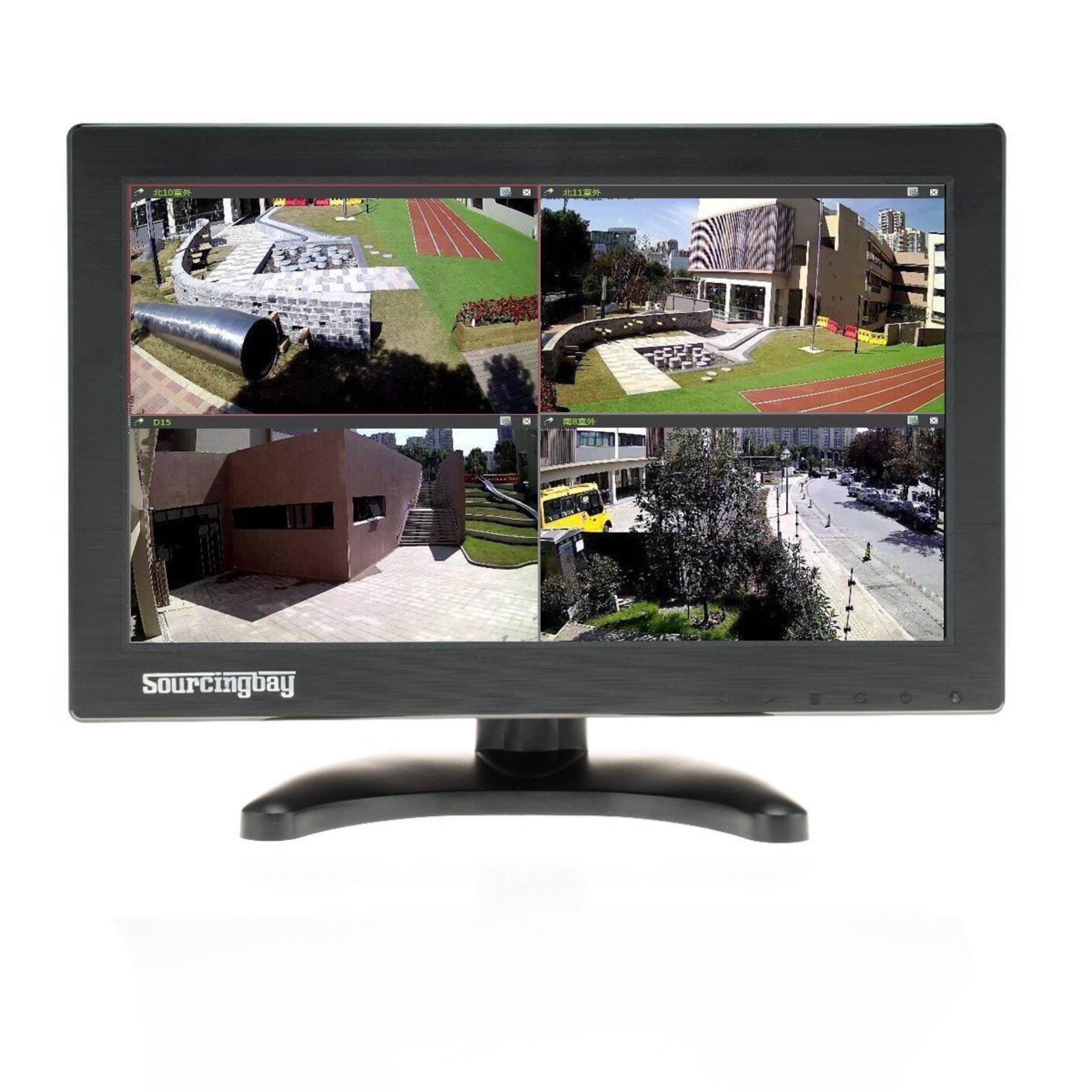 Philippines 116 Inch Cctv Monitor Sourcingbay Yt116 Tft Lcd Vga To Bnc Adapter Screen Mini 1366768 Video