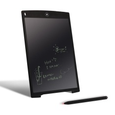 12 Inch Electronic Writing Board LCD Writing Tablet Drawing Tablet Whiteboard Bulletin BoardKitchen Memo Notice Fridge
