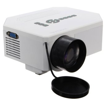 1200lumens HD 1080P Home Cinema 3D HDMI USB Video Game LED LCD MiniProjector White Price Philippines