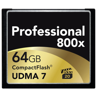 120MB/s Brand 64GB 800x Compact Flash Card UDMA 7 CF Compact Flash Memory Card for DSLR Price Philippines