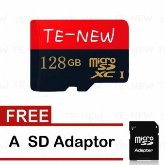 128GB Micro SD Card Class 10- 80MB/s - intl Price Philippines