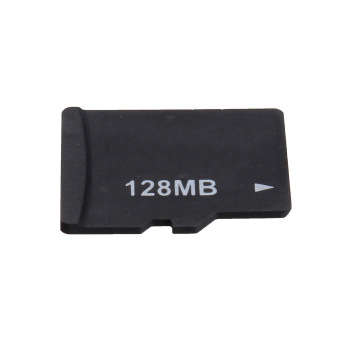 128MB Micro SD TF Flash Memory Card (Black)-Intl