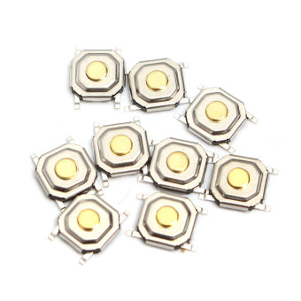 140pcs 14types Momentary Tact Tactile Push Button Switch SMD Assortment Kit Set - 2