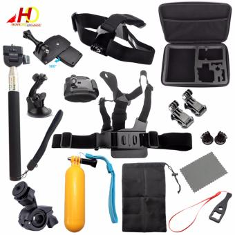 15 in 1 Pack Accessories Family Kit Set For Gopro Hero5 4 3+3 2& Hero Camera Price Philippines