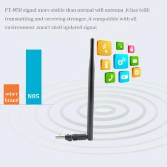 150Mbps Ralink RT7601 5dBi Antenna Wireless N Nano USB WiFi DongleAdapter Receiver AP Client - intl - 4