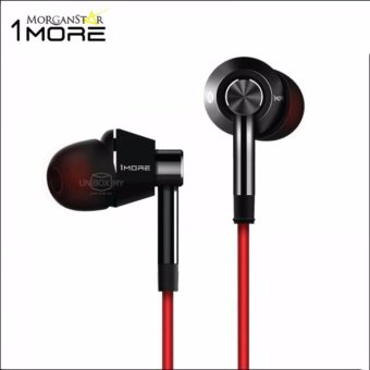1MORE 1M301 In-Ear Metal Super Bass Headset Earphone Headphone With Mic
