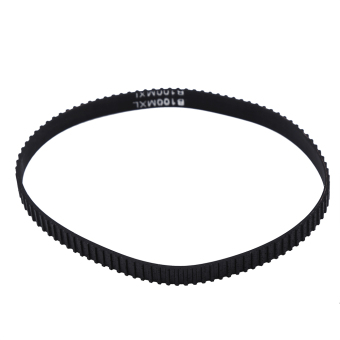 1pc Rubber Timing Belt 6mm Width Synchronous Belt 3D Printer BeltB100 - intl