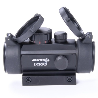1x30RD Holographic Red/Green Dot Sight monocular Telescope - intl - 4