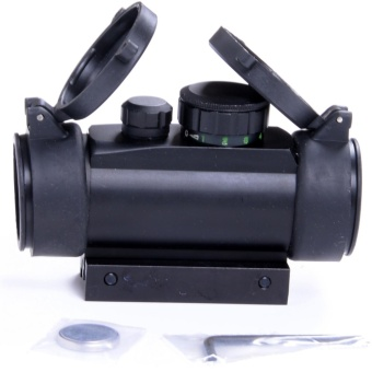 1x30RD Holographic Red/Green Dot Sight monocular Telescope - intl - 5