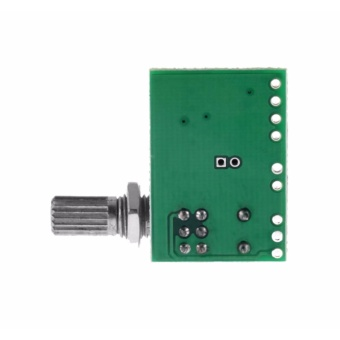 2-Channel Audio Amplifier with Volume Control PAM8403 - 3