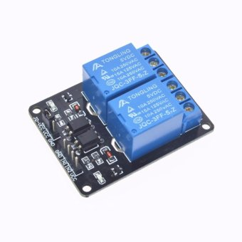 2 Channel Relay Module 5V for Arduino