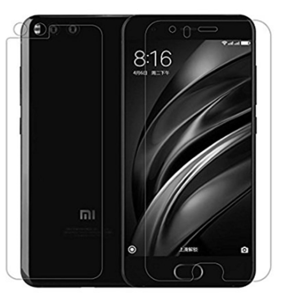 [2 Pack]Xiaomi Mi 6 Tempered Glass Screen Protector, DISLAND .