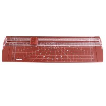 2 PCS A4 Portable Paper Cutter Trimmer Titanium Paper Trimmer(Random Color) - intl - 5