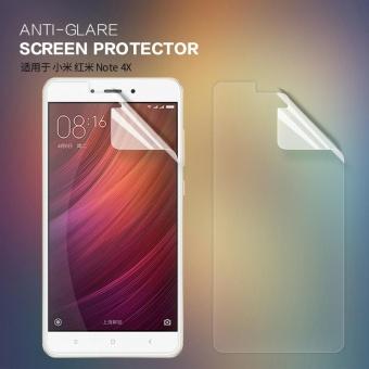2 pcs/lot NILLKIN Anti-Glare Matte Screen Protector film for XiaomiRedmi note 4x