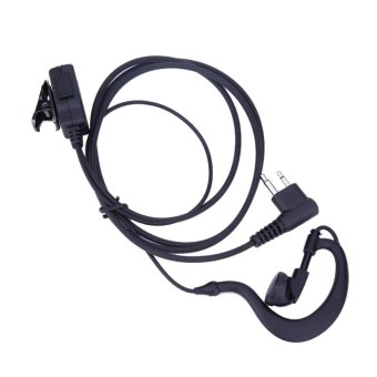 2-Pin Earpiece Headset Mic PTT For Motorola CB Radio CP88 CP040CP100 CP110 - intl Price Philippines