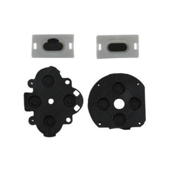 2 x Rubber Direction Button Switch Conductive Pad Set Repair forSony PSP 1000 - intl Price Philippines