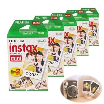 20 Sheets Photo Instax Instant Film Paper Set For Fuji Mini 7 7s 8 25 50 70 90 - intl - 3