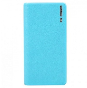 20000mAh Wallet Style Power Bank (Blue)