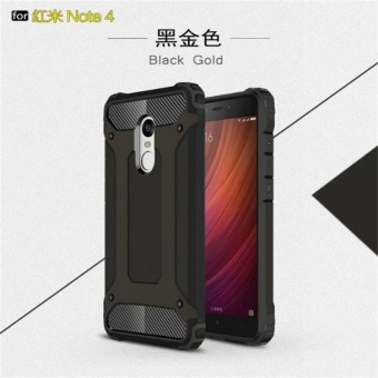 2017 new fashion hot sale For Xiaomi Redmi Note 4X Case TPU + PC Back Cover Xiao Mi Red Rice Note4x Creative air bag drop protection cover phone case Fundas - intl
