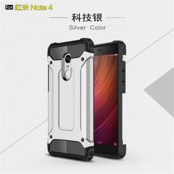 2017 new fashion hot sale For Xiaomi Redmi Note 4X Case TPU + PCBack Cover Xiao Mi Red Rice Note4x Creative air bag drop protectioncover phone case Fundas - intl