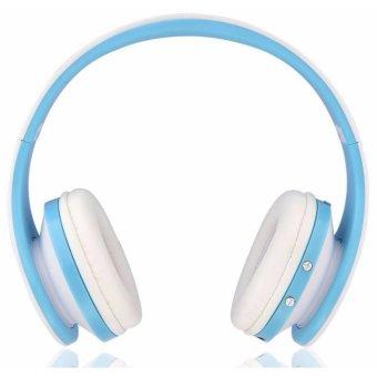 2017 new head wearing Bluetooth headset foldable wireless stereomini sport earphone - intl - 4