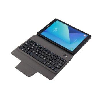 2017 new ultra-thin lightweight Bluetooth keyboard case for iPadAir1/2 Pro9.7/2017 iPad(Only 0.4 cm) - intl - 5