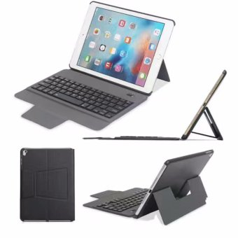 2017 new ultra-thin lightweight Bluetooth keyboard case for iPadmini1/2/3/4(Only 0.4 cm) - intl
