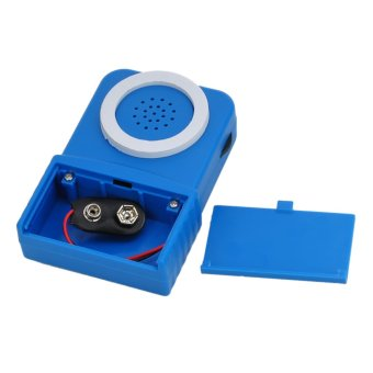 206a Handheld Telephone Voice Changer - Blue - 5