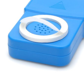 206a Handheld Telephone Voice Changer - Blue - 4
