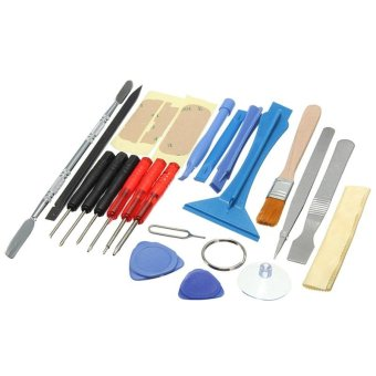22 in 1 Opening Pry Repair Screwdrivers Tools Set for Mobile Phone - intl