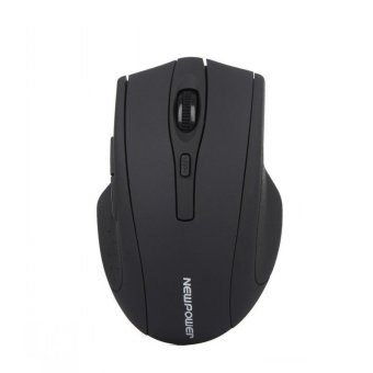 2.4GHz Wireless Optical Gaming Mouse Mice For Computer PC Laptop Black