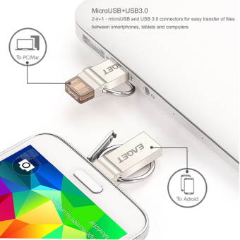 256GB OTG USB 3.0 Flash Drive For Computer/ Android phone - intl