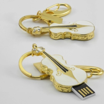 256GB USB 2.0 Crystal Violin Model Flash Memory Stick Storage Thumb Pen Drive - intl - 3