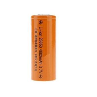 26650 3.7v 4000 mAh Rechargeable Li-ion Battery #0896 Price Philippines