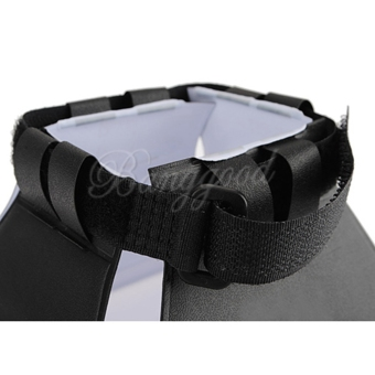 2Pcs Flash Diffuser Studio Pop-up Universal Soft Box For CanonNikon Sigma Off-Camera - Intl - 5