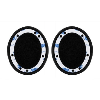 2x Replacement Ear Pad Cushion for Beats by dr dre Studio 2.0 Headphone BK - intl