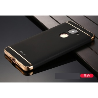 3 in 1 Ultra thin PC hard cover case phone case for Letv Le 2/2S(Black) - intl