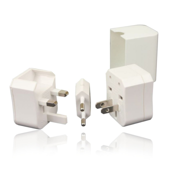 3 in 1 Universal Travel Adaptor